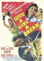 Give a girl a break 1953 film scene di nudo