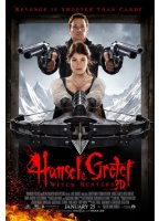 Hansel & Gretel: Witch Hunters 2013 film scene di nudo